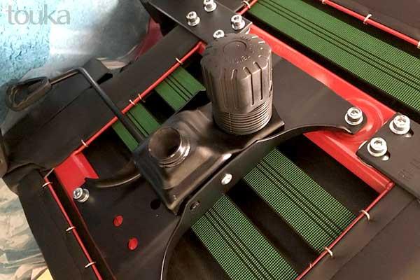 DXRACER(デラックスレーサー) DXZ フォーミュラ 組み立て